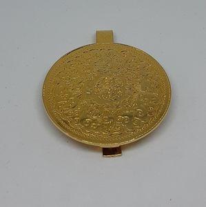 Gold Vermeil Money Clip